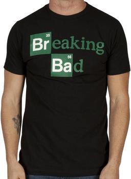 Logo Breaking Bad Shirt