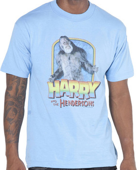 Logo Harry and The Hendersons T-Shirt