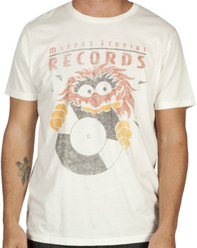 Muppet Studio Records Shirt