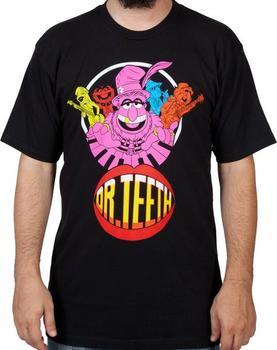 Muppets Dr Teeth Shirt