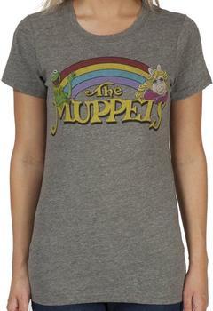 Muppets Rainbow Shirt