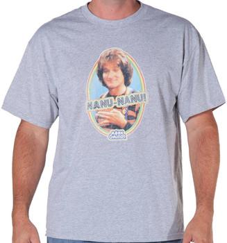 Nanu Nanu Mork Shirt