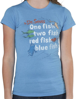One Fish Two Fish Dr. Seuss