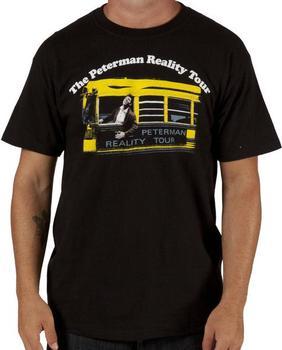 Peterman Reality Tour Shirt