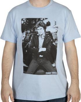 Photo Michael Knight Shirt