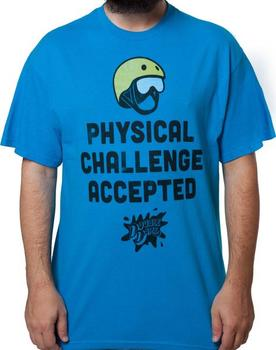 Physical Challenge Double Dare Shirt