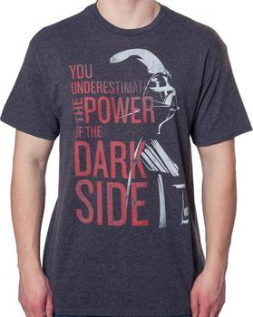 Power of the Dark Side T-Shirt