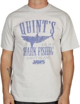 Quints Shark Fishing Shirt
