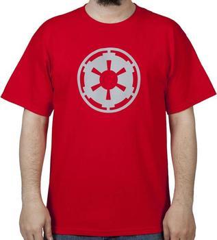 Red Empire Logo Star Wars Shirt