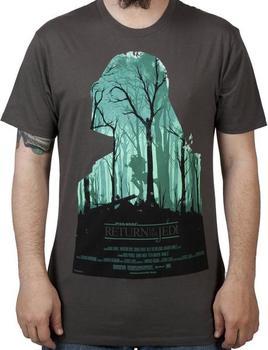 Return Of The Jedi Poster Shirt