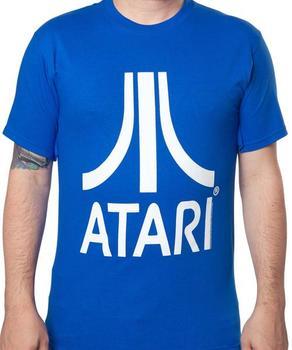 Royal Atari T-Shirt