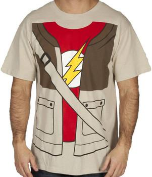 Sheldon Cooper Costume