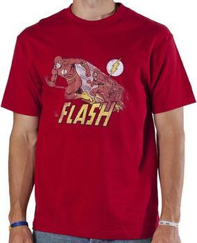 Sheldons Comet The Flash