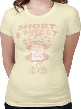 Short and Sweet Strawberry Shortcake Shirt