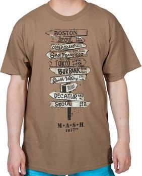 Signs MASH Shirt