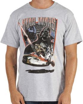 Speed Star Wars Shirt