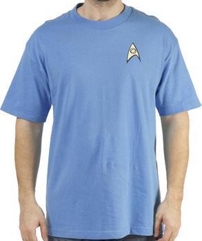 Star Trek Spock Costume T-Shirt