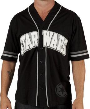 Star Wars Baseball Jersey