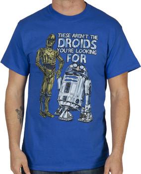 Star Wars Droids Shirt