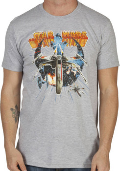 Star Wars X-Wing Fighter T-Shirt