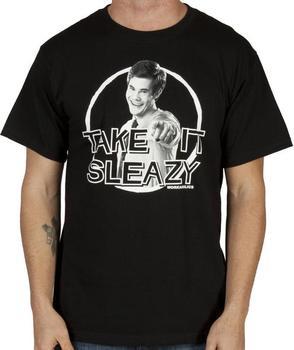 Take It Sleazy Adam DeMamp Shirt