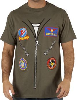 Top Gun Flight Suit