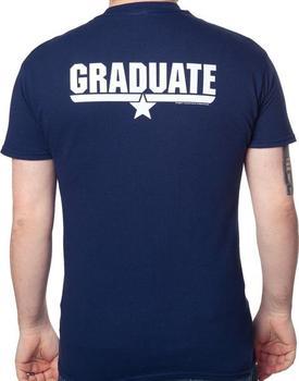 Top Gun Graduate Shirt