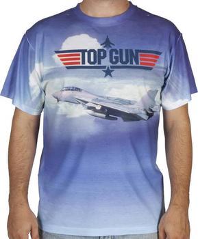 Top Gun Sublimation Shirt