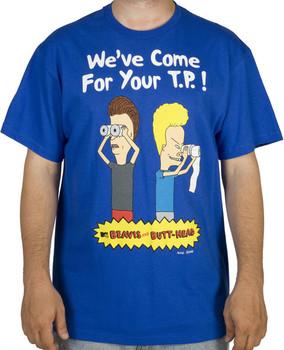 TP Beavis and Butthead Shirt