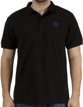 Transformers Decepticon Polo Shirt