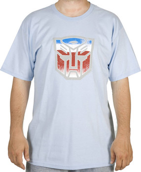 Transformers Distressed Autobots T-Shirt