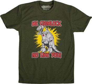 Transformers Grimlock Shirt