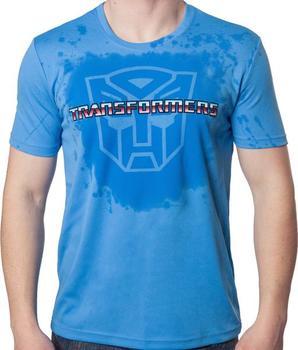 Transformers Wet Tech Autobots T-Shirt