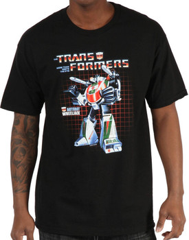 Transformers Wheeljack Shirt