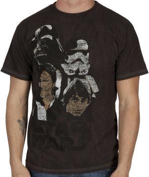 Trilogy Star Wars Shirt