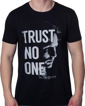 Trust No One X-Files T-Shirt