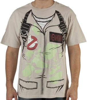 Venkman Uniform Ghostbusters