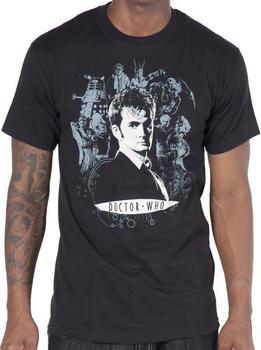 Villains Doctor Who T-Shirt