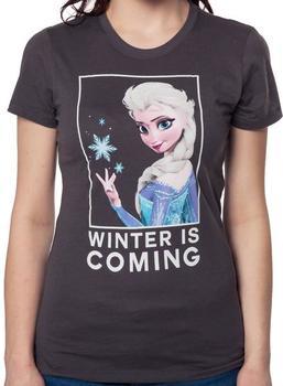 Winter Is Coming Elsa