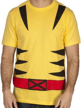 Wolverine X-Men Costume