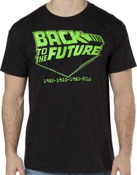 Years Back To The Future Shirt