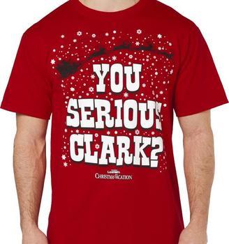 You Serious Clark Shirt