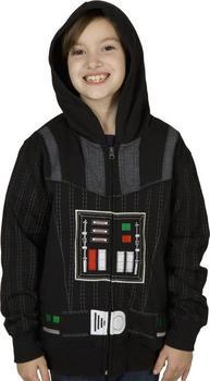 Youth Darth Vader Costume Hoodie
