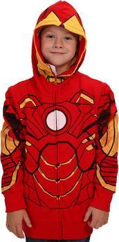 Youth Iron Man Costume Hoodie