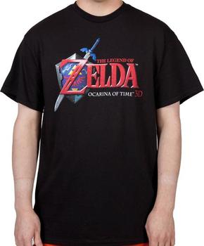 Zelda Logo Shirt