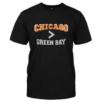 Chicago > Green Bay