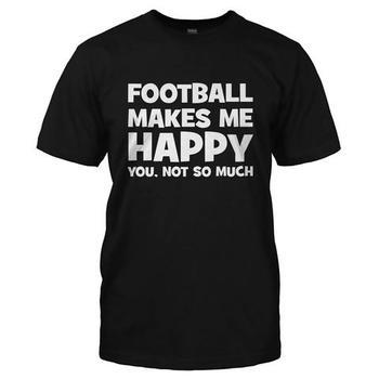 Football Makes Me Happy