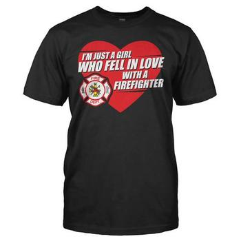 I Fell In Love With a Firefighter