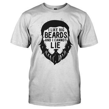 I Like Big Beards And I Cannot Lie