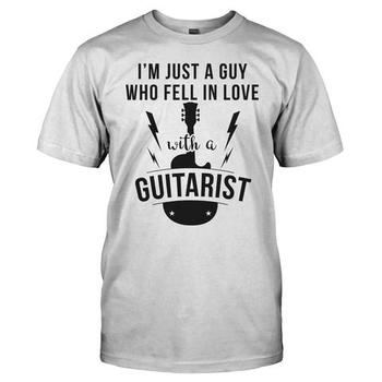 I'm Just a Guy Who Fell In Love With a Guitarist